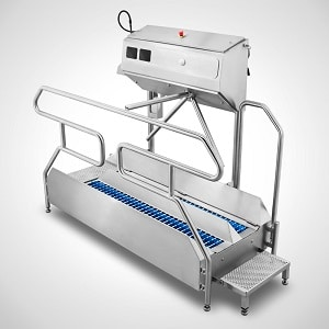 CleanCheck 2000 combination hygiene system